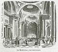 La Madeleine; vue intérieure, 1855.jpg