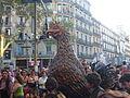 La Mercè 2012 - Gallina la Ballarica.JPG