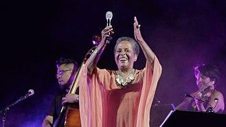 Susana Baca - Susana Baca performing in 2017.