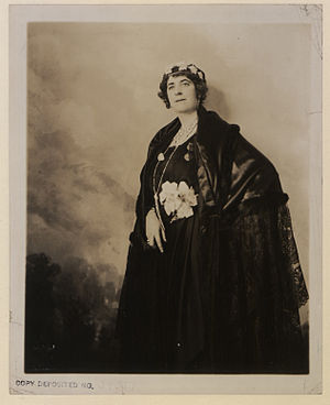 Evelyn Byng, Viscountess Byng of Vimy - Lady Byng, photographed in 1921