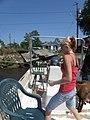 Lafitte Louisiana - Tess Boudreaux, Shrimper.jpg