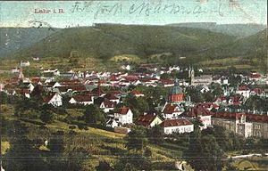 Lahr - Lahr 1909