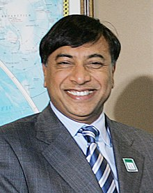 Lakshmi Mittal - Wikipedia, the free encyclopedia