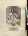 Lama, Buddhist priest, Saharunpoor (NYPL b13409080-1125400).tiff