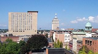 Lancaster, Pennsylvania City in Pennsylvania, United States