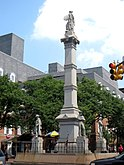 Lancaster Soldiers and Sailors Monument - IMG 7743.JPG