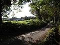 Lane past Coombshead Farm - geograph.org.uk - 589598.jpg