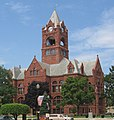 Brentwood s tolan wikipedia for Laporte indiana courthouse