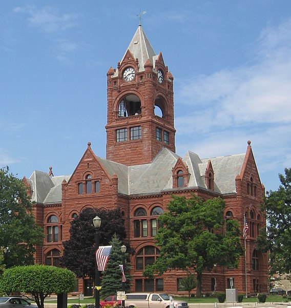 File:Laporte County Indiana courthouse 2.jpg