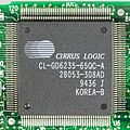 Laptop Acrobat Model NBD 486C, Type DXh2 - Cirrus Logic CL-GD6235-65QC-A on motherboard-9752.jpg