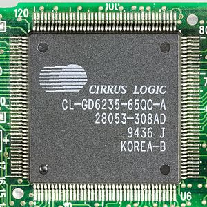 Cirrus Logic - CL-GD6235