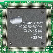 DRIVERS: CIRRUS LOGIC 546X