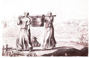 1674 in Sweden - Latrine 17thCentury