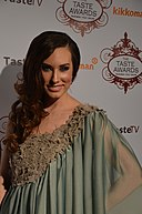 Lauren Elaine at 2015 Taste Awards.jpg