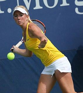 Lauren Embree American tennis player