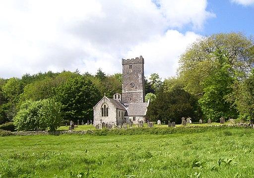 Lawrenny St Caradoc's Church - geograph.org.uk - 4485133