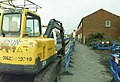Laying a new gas pipe in Ince Green Lane - geograph.org.uk - 85310.jpg