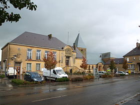 Le Chesne (Ardennes)