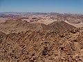 Le Desert Blanc, Jabal Umm ad Dami, Wadi Rum, Jordan, 5.05.2010 - panoramio.jpg