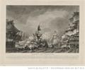 Le Gouaz - Combat du Vengeur, 1800.png