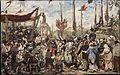 Le Petit Palais - Alfred Roll - Esquisse - Le 14 juillet 1880, inauguration du monument à la république - vers 1881 - 001.jpg