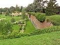 Le Quesnoy (Nord, Fr) remparts et jardin.JPG