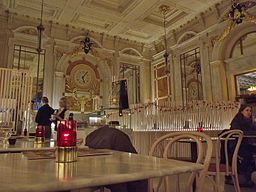 Le Royal café-bar-restaurant in Antwerpen Centraal II