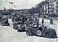 Le parc fermé à Nice de la Coupe internationale des Alpes 1934.jpg