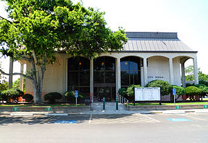 League City, Texas - League City's City Hall