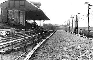 Leicester Stadium