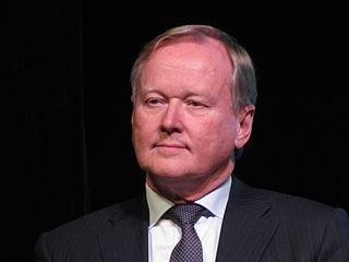 Leif Östling Swedish businessman