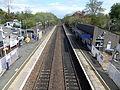 Lenzie railway station - looking towards Bishopbriggs.JPG