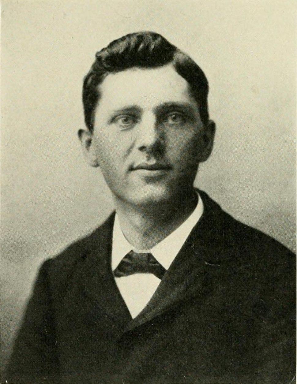 Leon Czolgosz ca 1900