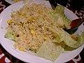 Lettuce chaofan by jetalone in Ginza, Tokyo.jpg