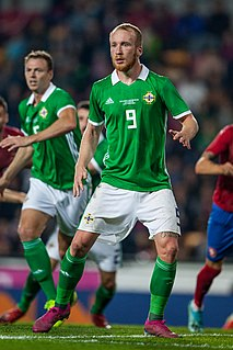 Liam Boyce Northern Irish footballer