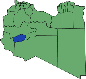 Wadi al Hayaa District - The same district between 2001 and 2007.