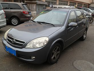 Lifan 520 - Image: Lifan 520 01 China 2012 07 15