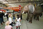 Lifelike baby elephant (14108350737).jpg