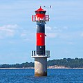 Lighthouse near Sandhamn Sweden 2011.jpg