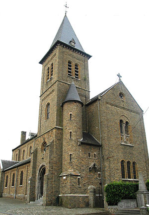 Lincent - Image: Lincent Eglise Saint Pierre (1)