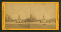 Lincoln Monument, Fairmount Park, Philada, by Purviance, W. T. (William T.).png