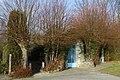 Linden als kapelbomen bij Lourdesgrot te Zwalm - 372566 - onroerenderfgoed.jpg