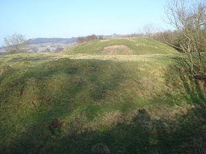 Lingen, Herefordshire - Lingen Castle