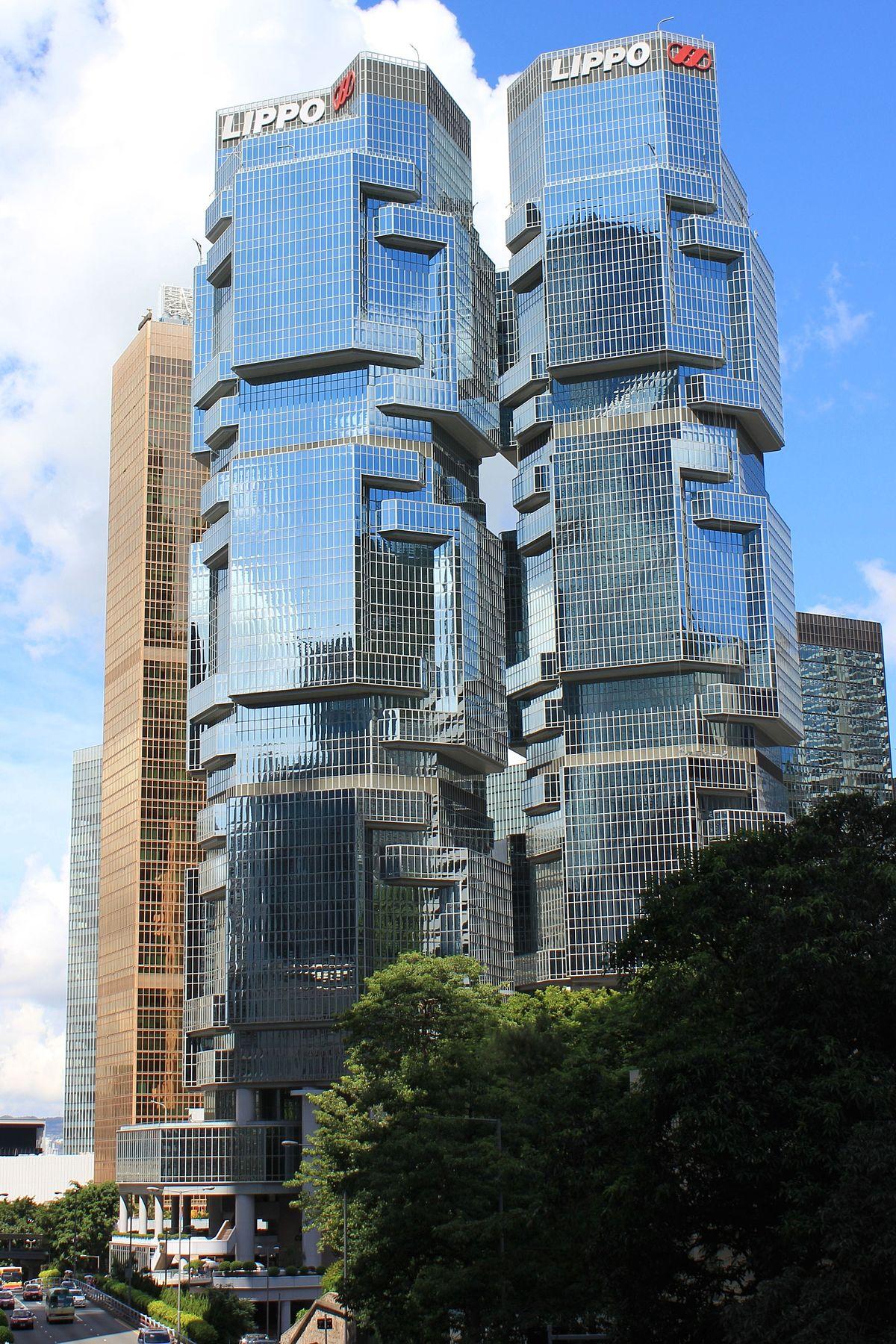 lippo centre hong kong wikipedia