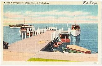 Little Narragansett Bay - Little Narragansett Bay, Watch Hill, R.I.