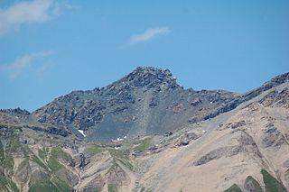 Lizumer Reckner mountain