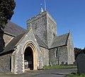 Llanbadarn Fawr Eglwys Sant Padarn St Padarn's Church, Ceredigion, Wales. 19.jpg