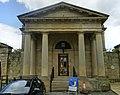 Llyfrgell Rhuthun Ruthin Library, Denbighshire, Wales 01.jpg