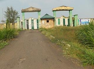 Anaku Town Place in Anambra State, Nigeria