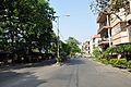 Local Road - DK-DL Block Area - Salt Lake City - Kolkata 2013-04-10 7708.JPG